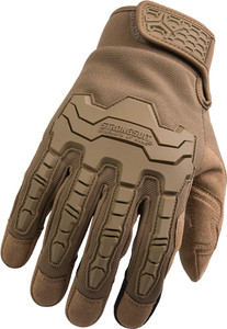 Strongsuit General Utility - Gloves Large Coyote W/padding