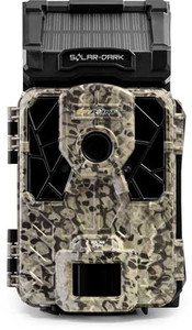 Spypoint Trail Cam Solar Link - Dark At&t 12mp Blackout Camo