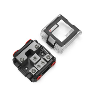 T-Spec VPNB2 MANL 2 Position All-In-One Distribution Block w/Cover
