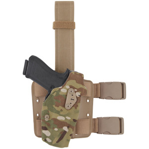 6354do - Als Optic Tactical Holster For Red Dot Optic