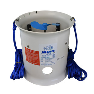 Ice Eater by Power House 3/4HP Ice Eater w/100' Cord - 230V