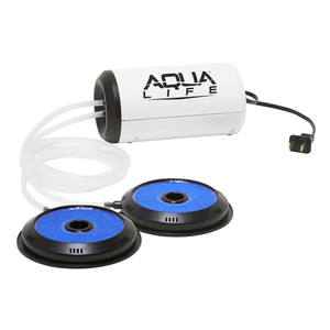 Frabill Aqua-Life Aerator Dual Output 110V - Greater Than 100 Gallons
