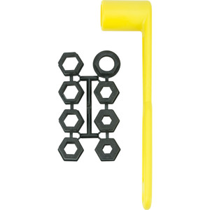 """Attwood Prop Wrench Set - Fits 17/32"""" to 1-1/4"""" Prop Nuts"""