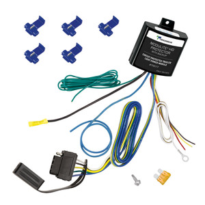 Tekonsha ModuLite HD Protector w/Integrated Circuit & Overload Protection & 5-Flat Connector f/Backup Light or Surge Brake Lockout Circuit