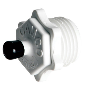 Camco Blow Out Plug - Plastic - Screws Into Water Inlet