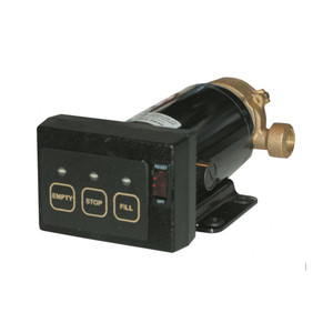 GROCO Commercial Duty Touch Pad Reversing Vane Pump - 24V