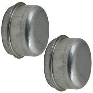 "C.E. Smith Dust Caps - Hub ID 1.980"" - (Pair)"