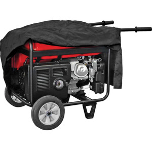 """Dallas Manufacturing Co. Generator Cover - XL - Model C Fits Models Up To 15,000W - 33""""L x 24.5""""W x 27""""H"""
