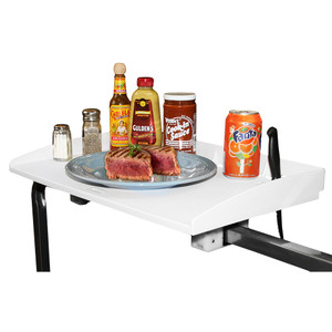Sea-Dog Square Tube Rail Mount Fillet Table - 20""
