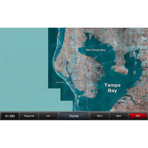 Garmin Standard Mapping - Florida West Pen Classic microSD/SD Card
