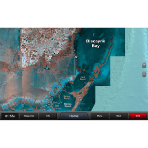 Garmin Standard Mapping - Florida One Classic microSD/SD Card
