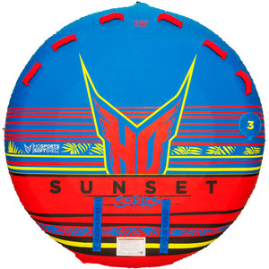 HO Sports Sunset 3 Towable - 3 Person Max