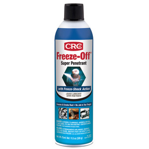 CRC Freeze-Off Super Penetrant - 11.5oz - #05002 *Case of 12