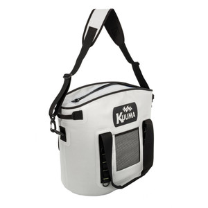 Kuuma 22 Quart Soft-Sided Cooler w/Sealing Zipper - Waterproof Coated Nylon