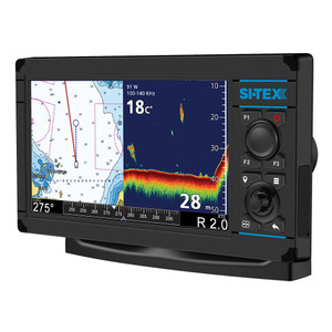 SI-TEX NavPro 900F w/Wifi & Built-In CHIRP - Includes Internal GPS Receiver/Antenna