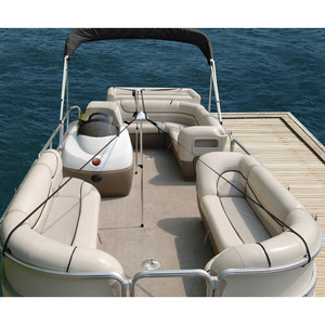 Taylor Made Pontoon Boat Cover Support System