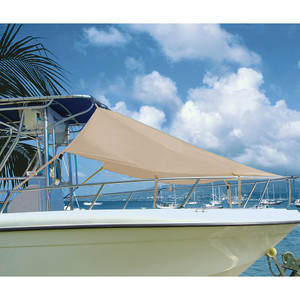 """Taylor Made T-Top Bow Shade 7'L x 102""""W - Sand"""