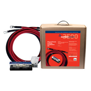 Samlex 400A Inverter Installation Kit f/3500W Inverter
