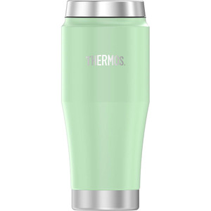 Thermos Vacuum Insulated Stainless Steel Travel Tumbler - 16oz - Frosted Mint