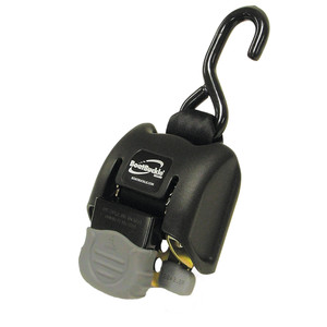 "BoatBuckle G2 Retractable Transom Tie-Down - 2""-43"" - Pair"
