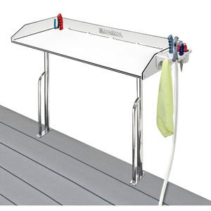 """Magma Tournament Series Cleaning Station - Dock Mount - 48"""""""