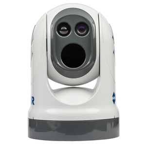 FLIR M400XR Stabilized Thermal/Visible Camera w/JCU & Marine Fire Fighting Software - 640 x 480