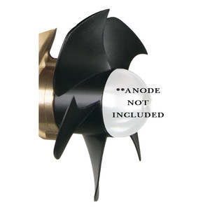 Quick Replacement Propeller f/BTQ-110-25 Bow Thruster