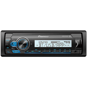 Pioneer Audio MVH-MS310BT Marine Stereo w/ AM/FM/BT