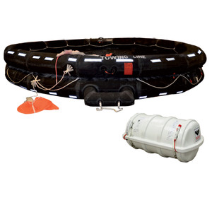 VIKING IBA 12 Person Round Container