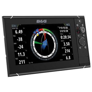 "B&G Zeus3 9"" Multifunction Display w/Insight Chart"