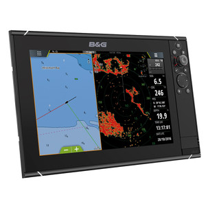 "B&G Zeus3 12"" Multifunction Display w/Insight Chart"