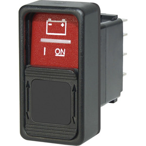 Blue Sea 2155 Remote Control Contura Switch with Lockout Slide