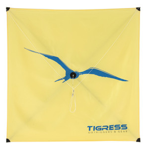 Tigress All Purpose Kite - Yellow