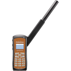 Globalstar GSP-1700 Pre-Owned Satellite Phone Bundle Includes Phone Battery, Wall Charger, Car Charger & Case *Remanufactured