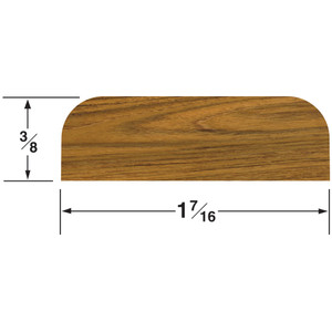 "Whitecap Teak Batten - 1-7/16""W"