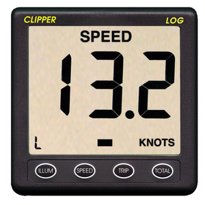 Clipper Easy Log Speed & Distance NMEA 0183