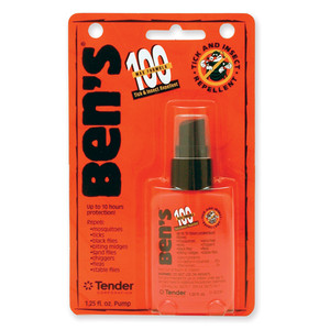 Bens 100 Tick and Insect Repellent Pump oz
