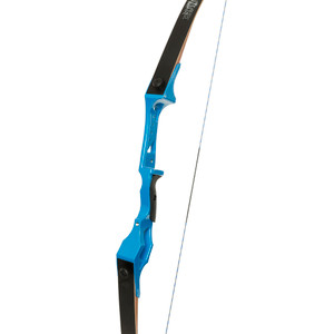 Fin Finder Bank Runner Bowfishing Recurve Blue 58 In. 35 Lbs. Rh