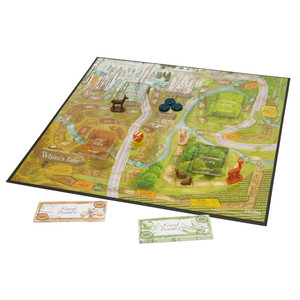 Ata The Whites Tail Board Game