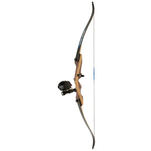 Fin Finder Sand Shark Recurve Package W/spin Doctor Bowfishing Reel 62 In. 35 Lbs. Lh