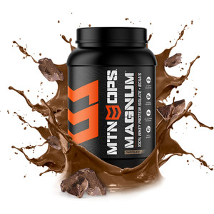 Mtn Ops Magnum Protein Whey + Bcaa Chocolate