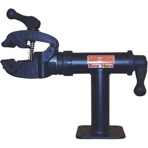 Bow Medic Bow Hand Bench Mount