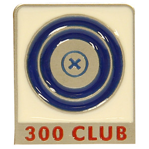 Empire 300 Club Pewter Pin
