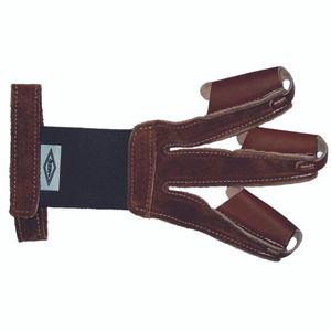 Neet Fg-2l Shooting Glove Leather Tips Large