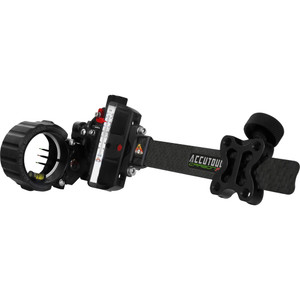 Axcel Accutouch Carbon Pro Sight Accustat 3 Pin .019 Rh/lh