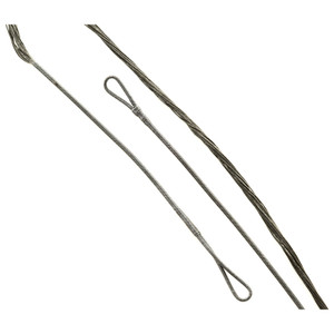 J And D Control Cable Black 452x 33.75 In.