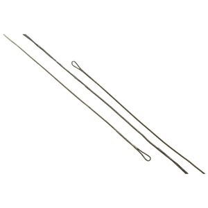 J And D Bowstring Black 452x 49 In.