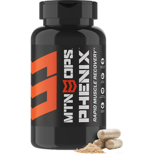 Mtn Ops Phenix Capsules Muscle Recovery 30 Ct.