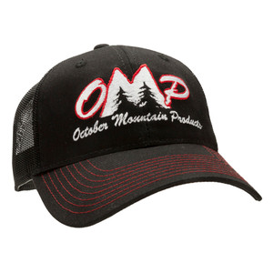 October Mountain Mesh Hat Universal Fit