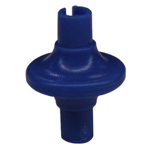 Draves Komfort Kiss Kisser Button Blue 1 Pk.